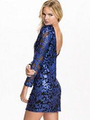 Club L - Women - Online - Nelly.com Uk Fashion Outfits, Womens Fashion, Fashion Online, Trousers, High Neck Dress, Sequins, Lingerie, Clothes For Women, Mesh