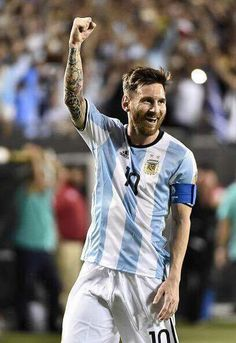 Don't give up messi. We're always there for you. Support you whatever the ending.
