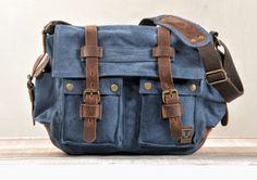 Cool Messenger Bag (16) Cool Messenger Bags, Canvas Messenger Bag, Rucksack Bag, Canvas Leather, Satchel, Shoulder Bag, Cool Stuff, Products, Leather