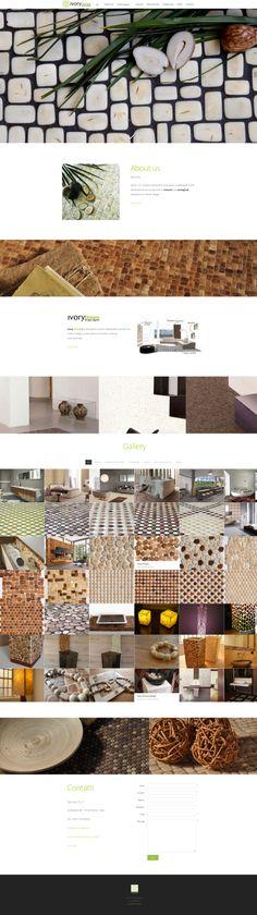 Siti internet Torino - Ivory Dream - realizzato da Riccardo Nicola  http://www.avoriovegetale.it/  Per ulteriori informazioni visita la pagina http://www.riccardonicola.com/it/siti-internet-torino/