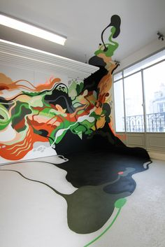 L'Atelier BNP Paribas | Ninjaz x Grems :: #numaparis #innovation