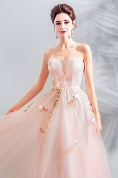 10% off now|Buy Fairy Butterfly Tulle Tea Length Party Dress Off Shoulder at wholesale price online. Free shipping and pro custom service since 2009. Girls Bridesmaid Dresses, Tea Length, Off The Shoulder, Ball Gowns, Party Dress, Tulle, Fairy, Butterfly, Formal Dresses