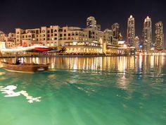 Dubai, an Oasis in the Desert