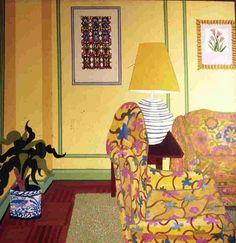 Joseph M Dunn, big Living Room on ArtStack #joseph-m-dunn #art