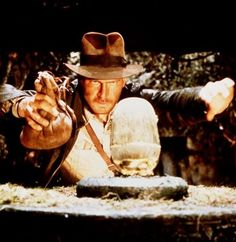 The Most Iconic Images in the Film History:  Raiders of the Lost Ark, by Steven Spielberg (1981)