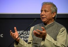 """Muhammad Yunus -- """"The Father of Microcredit"""" -- To Keynote the 2012 SRI Conference Held in NYC Area The Real World, Change The World, Congressional Gold Medal, United Nations Foundation, World Poverty, Nobel Peace Prize, Keynote Speakers, Self Discovery, Muhammad"""