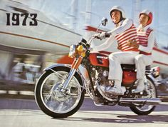 My First: The Honda CB 125