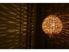 Bird Nest Ceiling Lamp in Natural Fiber - Sustainable Design  By Alaya Design Studio  Available at Tadpole Store    http://www.tadpolestore.com/bird-nest-ceiling-lamp-in-natural-fiber.html