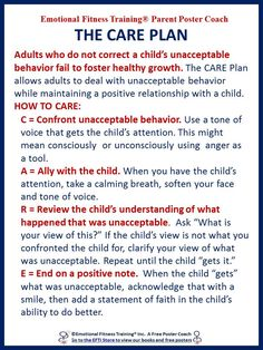 How to CARE for a misbehaving child. Free poster coach. All parents need to balance praise and criticism. All do anyway. Here is how to do both more thoughtfully.