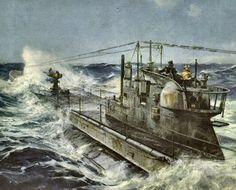 U-Boats ~ U-Boat Art ~ BFD