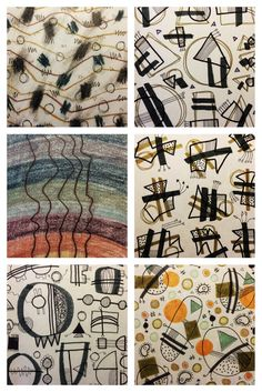 Michèle Brown Artist - The Old Cells Studio: Another glimpse at my sketchbook