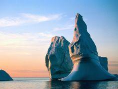 Айсберги. Чудеса природы