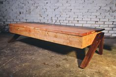 Winged Coffee Table — The Bakery