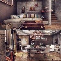 A Different Wooden House by Ezzo Design Studio, Ploiesti, Romania