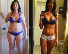 Lose weight in a day with water