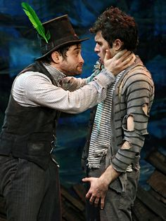 Peter and the Starcatcher, coming soon to Broadway (hopefully)
