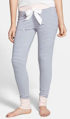 Cute striped pajama pants http://rstyle.me/n/uir5mnyg6