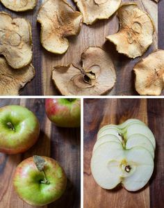 DIY Perfect Fall Snack - Easy To Try Dehydrated Apples