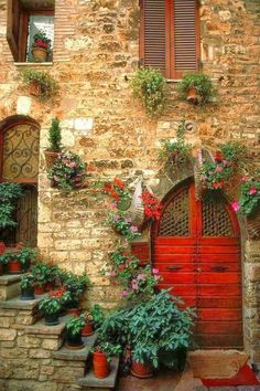 ♔ Assisi ~ Italy