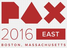 Great times at Pax East 2016!