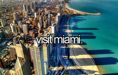 Visit Miami South Beach great