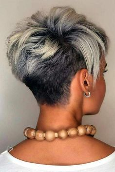 Hair Beauty - hair,hairstyles-Long Pixie ❤ Find Your Perfect From These Pretty Popular Short Haircuts! Haircut For Older Women, Short Hair Cuts For Women, Short Hairstyles For Women, Hairstyles With Bangs, Hairstyles Haircuts, Stylish Short Haircuts, Popular Short Haircuts, Short Pixie Haircuts, Short Textured Hair