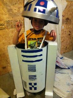 """""""Trash can Entered in our Recycled Halloween Costume Contest by a parent from Greater Warsaw Cooperative Preschool Homemade Costumes For Kids, Halloween Costume Contest, Recycling, Preschool, Warsaw, Fall, Autumn, Fall Season, Kid Garden"""