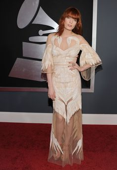 Givenchy Dress Florence Welch
