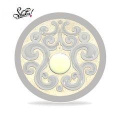 Ondas que parecen olas y una perla que parece el sol. Esta moneda intercambiable te hará evocar las vacaciones y conseguirá que tu shakoin resplandezca.  #moneda #shakoin #joya