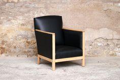 relooking fauteuil avec sous couche bois lib ron peinture l 39 ancienne lib ron cr me. Black Bedroom Furniture Sets. Home Design Ideas