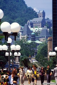 Montreal, Canada.  My little slice of Europe that I've been visiting every summer for the past 8 years.  (A Girl's Guide to Montreal, Shopping, Eating and Fun!)