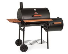 Char-Griller 1224 Smokin Pro 830 Square Inch Charcoal Grill with Side Fire Box *** You can get more details by clicking on the image.