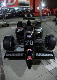 Raider Indy Car