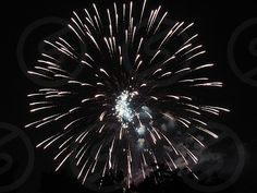 Photo by Carlene Coombs - Fourth of July firework show