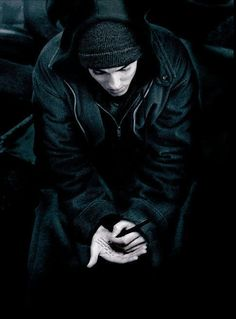 Eminem in 8 Mile (2002)