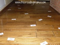 Papaer Airplanes: sight word game