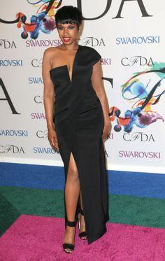 Jennifer Hudson in Kaufmanfranco | CFDA Fashion Awards 2014
