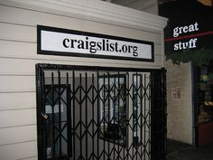 Craigslist 101: 3 Tips To Sell Your Items ASAP posted by Andrea | 10/16/2012