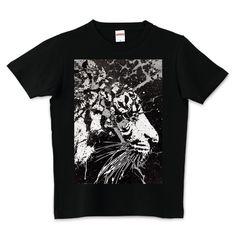 Crash Tiger | デザインTシャツ通販 T-SHIRTS TRINITY(Tシャツトリニティ)