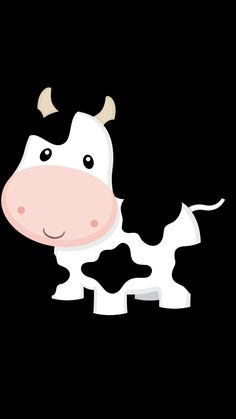 Farm Animal Birthday, Farm Birthday, Cartoon Drawings, Animal Drawings, Farm Animals, Cute Animals, Alfabeto Animal, Scrapbook Borders, Rock Painting Ideas Easy