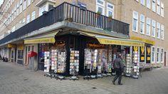 A livraria onde o pai Otto comprou o diário para a filha... Anne Frank, em Amesterdão | Viaje Comigo Anne Frank, Daughter, Pai, Holland, Traveling