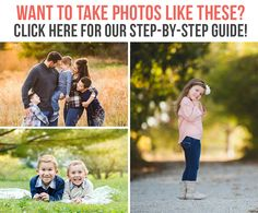 Our 6 simple family posing tips will help you, the photographer get better and sharper photos during a shoot. Large Group Photography, Photography Business, Digital Photography, Freelance Photography, Best Portraits, Family Portraits, Family Photos, Photography Tutorials, Photography Tips