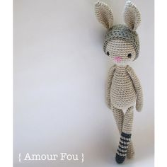 Toulouse Crochet pattern by Amour Fou von AmourFouCrochet auf Etsy