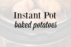 Instant Pot Baked Potatoes in 10 Minutes – Finance tips, saving money, budgeting planner House Cleaning Tips, Diy Cleaning Products, Spring Cleaning, Cleaning Hacks, Stove Top Cleaner, Cleaning Window Tracks, Cooking Hard Boiled Eggs, Money Saving Mom, Frugal Tips