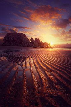 Sunset from Hattie Harrell