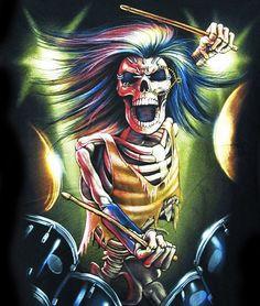 Death Drummer