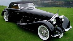 1934 Voisin Saloit Roadster