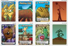 card game design - Google Search