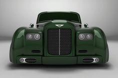 Bentley Boys Bentley S3 E Concept - 4/5
