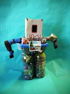 recycle robots